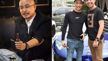 """Năm 2018: Cường """"Đô-la"""" và Chủ tịch Trung Nguyên tổ chức 2 hành trình siêu xe lớn nhất Việt Nam"""