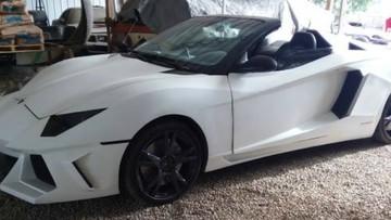 """Đây có lẽ là chiếc """"Lamborghini Aventador"""" xấu xí nhất trên thế giới"""