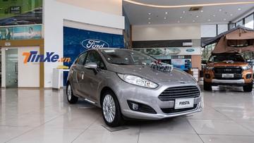 Ford Fiesta được giảm giá kịch sàn để giải quyết hàng tồn