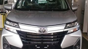 MPV cỡ nhỏ Toyota Avanza 2019 lộ diện với thiết kế táo bạo hơn