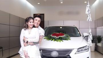 Ca sĩ Lâm Chấn Khang mua Lexus RX hơn 4 tỷ đồng để cầu hôn bạn gái hot girl lai Việt - Hàn