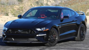 Ford Mustang thống trị phân khúc xe cơ bắp năm 2018 ở Mỹ