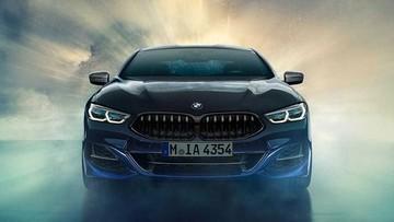BMW vén màn M850i Night Sky với nội thất ốp thiên thạch có một không hai