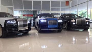 """Khám phá showroom toàn xe Rolls-Royce tại Campuchia khiến không ít nhà giàu Việt """"phát thèm"""""""