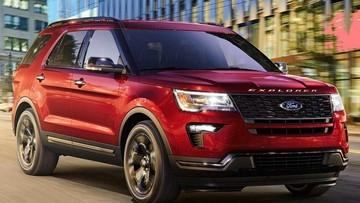 Bán được hơn 200.000 xe trong năm 2018, Explorer vẫn chẳng thể cứu được doanh số của Ford