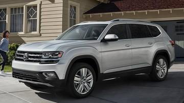 Volkswagen bán được nhiều xe ở Mỹ hơn trong năm 2018 nhờ SUV