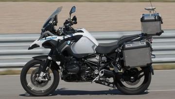 CES 2019: Cận cảnh màn trình diễn BMW R1200GS với khả năng tự động lái