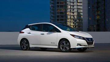 Xe điện Nissan Leaf E+ gây ấn tượng mạnh với công suất 214 mã lực và tầm hoạt động 363km