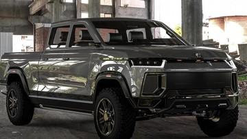 Atlis XT - Mẫu concept bán tải điện có thể di chuyển 800 km và sức kéo hơn 9 tấn
