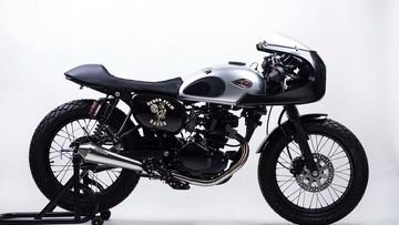 Kawasaki chuẩn bị ra mắt xe mới, rất có thể là chiếc xe cổ điển W175 Cafe Racer