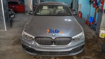 """""""Tóm gọn"""" xe lai động cơ xăng và điện BMW 530e 2019 độc nhất Việt Nam, giá bán 4,5 tỷ đồng"""