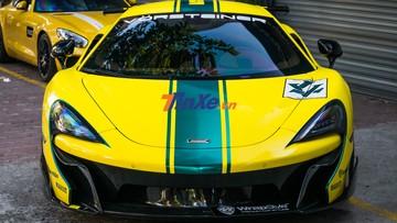 """Đánh giá nhanh siêu xe McLaren 570S độ độc nhất Việt Nam của """"công tử"""" Bạc Liêu"""