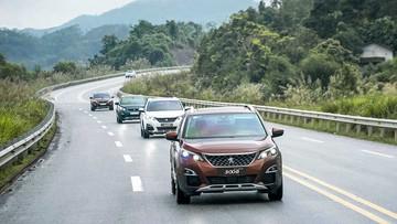 Peugeot thêm ưu đãi cho khách hàng trong tháng 1/2019