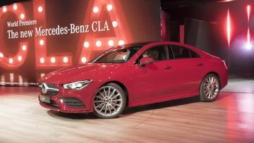 """Mercedes-Benz CLA Coupe 2020 - """"Tiểu CLS"""" thế hệ mới thể thao hơn bao giờ hết"""