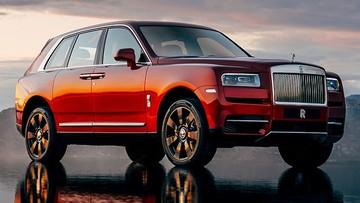 Rolls-Royce bán được 4.107 chiếc xe trong năm 2018, kỷ lục cao nhất lịch sử