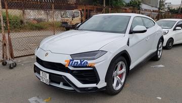 """Video toàn cảnh quá trình đăng kiểm biển số chiếc siêu SUV Lamborghini Urus của Minh """"Nhựa"""""""