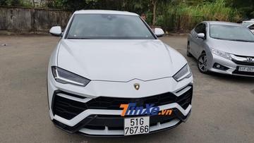"""Siêu SUV Lamborghini Urus hơn 23 tỷ đồng của Minh """"Nhựa"""" đã có biển kiểm soát"""
