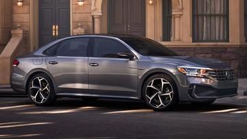 Volkswagen Passat 2020 lột xác hoàn toàn từ ngoại hình cho đến nội thất