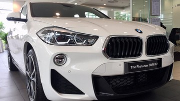 BMW X2 bản rẻ hơn về Việt Nam với giá chỉ dưới 2 tỷ đồng