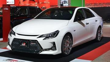 Toyota Mark X GRMN 2019 - Lựa chọn thay thế cho Camry phiên bản thể thao