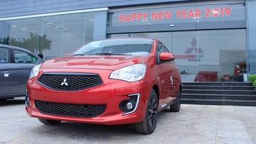 Mitsubishi Attrage 2019 lộ thông số tại Việt Nam, bị cắt nhiều trang bị an toàn