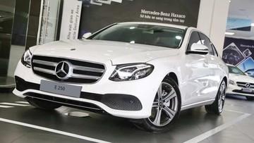 Sau C-Class, Mercedes-Benz E-Class tại Việt Nam cũng chuẩn bị được nâng cấp
