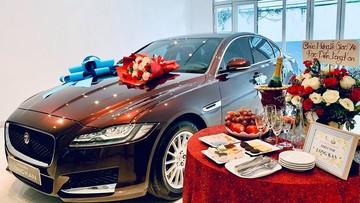"""Tậu Jaguar XF hơn 3 tỷ đồng, đạo diễn Long Kan chính thức gia nhập đại gia đình """"siêu báo"""" tại Việt Nam"""