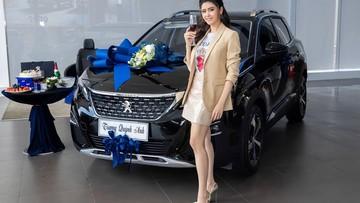 Diễn viên Trương Quỳnh Anh tậu Peugeot 3008 giá 1,2 tỷ đồng trước Tết Nguyên đán