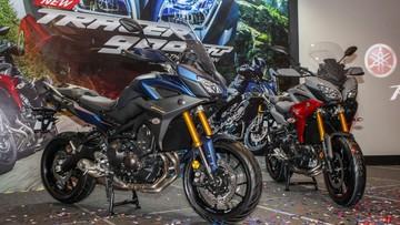 Yamaha Tracier 900 GT 2019 - Xe Adventure phiên bản mới chốt giá 334 triệu đồng