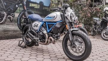 Đánh giá nhanh Ducati Scrambler Cafe 2019: Điệu đà và đặc biệt