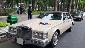 """""""Chạm mặt"""" hàng độc Cadillac Seville đời 1984 tại Sài thành từng có giá rao bán bằng Mercedes-Benz C200"""