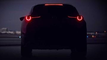 Mazda úp mở hình ảnh mẫu crossover cỡ C mới sẽ ra mắt ở Triển lãm Geneva 2019