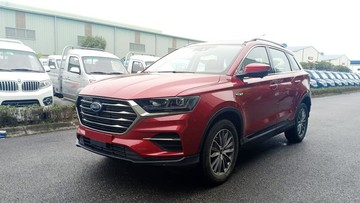 Sau Zotye và BAIC, thêm một mẫu SUV Trung Quốc được đưa về Việt Nam với giá 600 triệu đồng