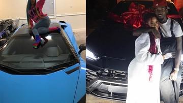 """Khám phá bộ sưu tập siêu xe cực """"khủng"""" của nữ rapper tai tiếng Cardi B mới nhận giải Grammy"""