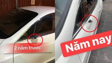 """Đây chính là chiếc Bentley đen đủi nhất Việt Nam, 2 năm bị kẻ gian """"vặt gương"""", tai nạn với xe bồn"""
