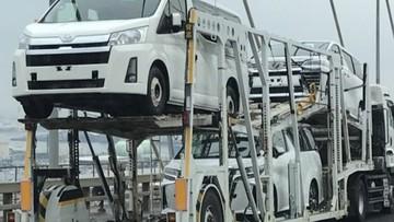 """Toyota Hiace 2019 lộ diện, thêm phiên bản """"Toyota Alphard cho người nghèo"""""""