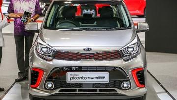 Kia Picanto GT-Line 2019 được bày bán tại Đông Nam Á với giá 330,6 triệu đồng