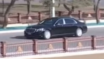 Nhà lãnh đạo Triều Tiên Kim Jong Un tậu Mercedes-Maybach S600 chống đạn mới