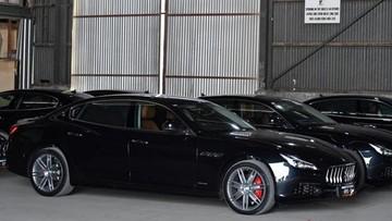 Gần 300 chiếc ô tô, bao gồm cả Maserati và Bentley, mất tích sau Hội nghị APEC ở Papua New Guinea