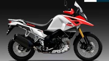 Suzuki DR Big - Adventure nổi tiếng của Suzuki sẽ trở lại vào năm 2020