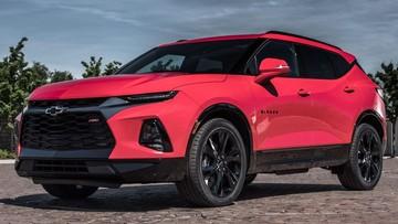 Đánh giá nhanh Chevrolet Blazer 2019 bản Mỹ: Phong cách, dễ chịu và đầy công nghệ