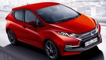 Mitsubishi Mirage thế hệ mới sẽ ra mắt Đông Nam Á vào cuối năm nay