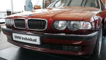Nhìn lại chiếc BMW L7 Limo độc nhất của nhà thiết kế quá cố Karl Lagerfeld