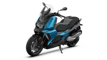 BMW C400X sắp về Việt Nam: Phân khúc maxi-scooter có trở nên sôi động?
