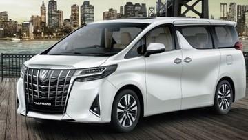 10 xe ô tô ế nhất thị trường Việt Nam tháng 1/2019