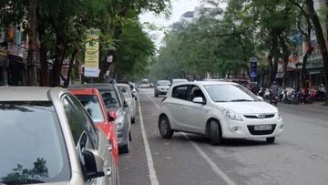 Dừng trông giữ xe nhiều tuyến phố trong thời gian Hội nghị thượng đỉnh Mỹ - Triều