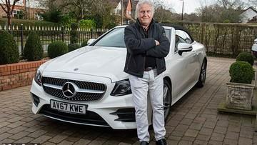 Doanh nhân kiện hãng Mercedes-Benz vì ghế bọc da trong E-Class Cabriolet lại có cả nhựa