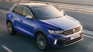 Volkswagen T-Roc R 2020 - Crossover cỡ C thể thao, cạnh tranh Honda CR-V