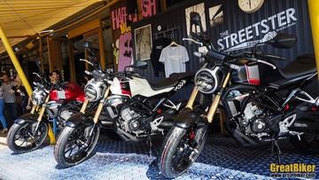 Naked bike hạng nhẹ Honda CB150R có thể ra mắt thị trường Việt Nam trong tháng 4 tới đây