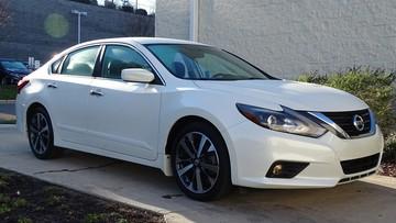 Nissan Altima và Toyota Camry là hai mẫu xe đời mới bị ăn trộm nhiều nhất ở Mỹ